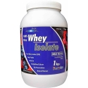 100% Pure Whey Isolate